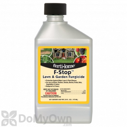 Ferti-lome F Stop Lawn and Garden Fungicide Concentrate