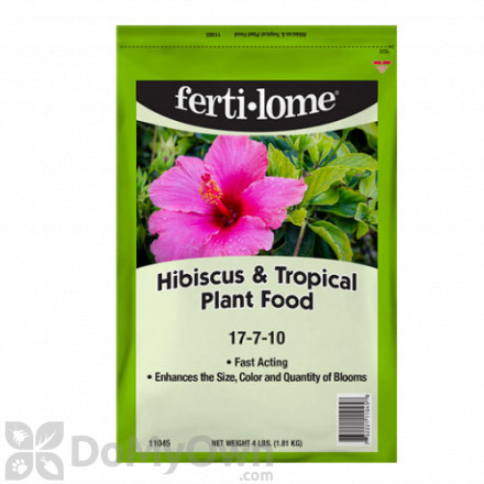Ferti-lome Hibiscus and Tropical Plant Food 17 - 7 - 10
