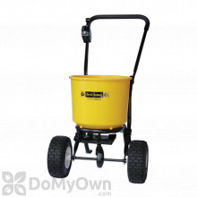 Fertilome Spreader 40 lb. Capacity 9 inch Pneumatic Wheels