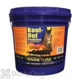 Finish Line Kool - Out Poultice for Horses 23 lbs.