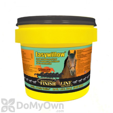 Finish Line Easywillow Pain Relief Supplement for Horses