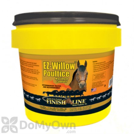 Finish Line EZ - Willow Poultice for Horses