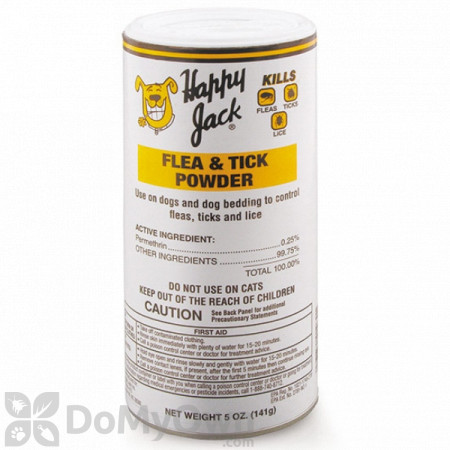 Happy Jack Flea and Tick Powder