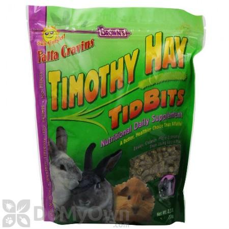 FM Browns Falfa Cravins Timothy Hay TidBits