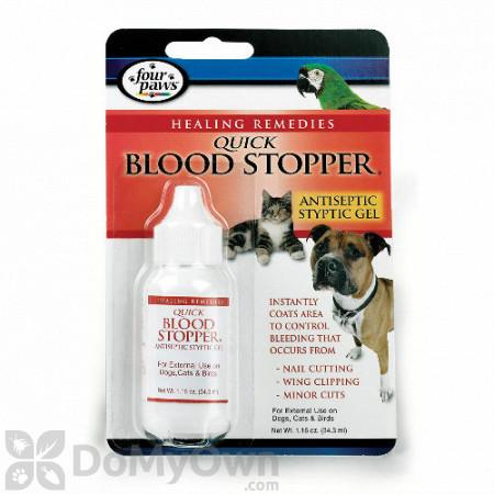 Four Paws Pet Quick Blood Stopper Gel