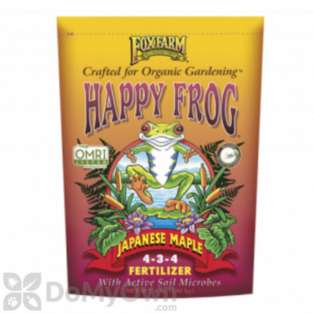 Happy Frog Japanese Maple Fertilizer (4 - 3 - 4)