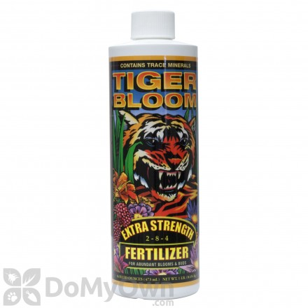 FoxFarm Tiger Bloom Liquid Plant Food 2-8-4