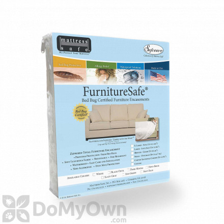 Mattress Safe FurnitureSafe Encasement - Love Seat
