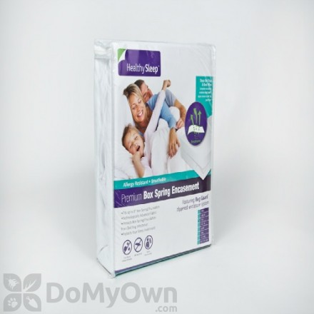 Healthy Sleep Premium Box Spring Encasement
