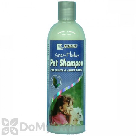 Kenic Sno-Flake Pet Shampoo