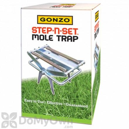 Gonzo Step - N - Set Mole Trap