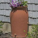 Impressions Amphora Rain Saver - Terra Cotta