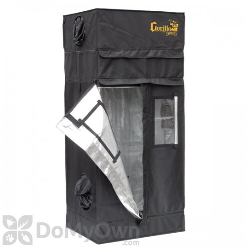 Gorilla Shorty Grow Tent with 9 in  Extension Kit