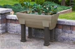 Garden Wizard Elevated Garden - Khaki