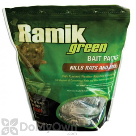 Ramik Green Bait Packs