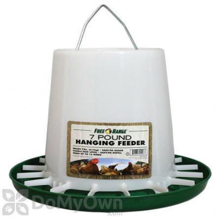 Free Range Hanging Feeder
