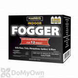 Harris Fogger Indoor Kills Roaches Fleas Ticks Mosquitoes and Spiders - 3 pack