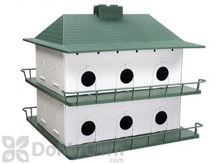 Heath Plastic 12 Room Purple Martin Bird House (PH12)