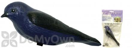 Heath Purple Martin Decoy For Bird Houses (PMD1)