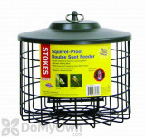 Hiatt Manufacturing Squirrel Proof Double Suet Cake Bird Feeder (38069)