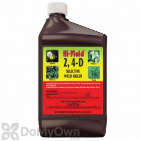 Hi - Yield 2, 4 - D Selective Weed Killer