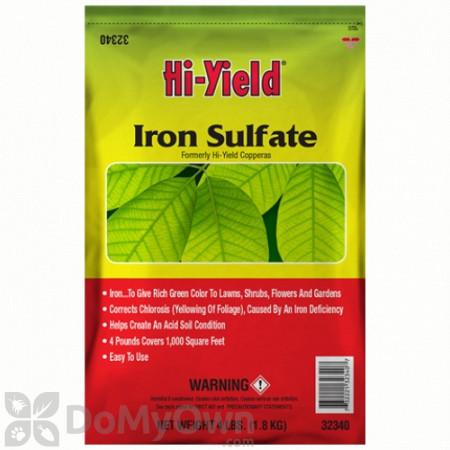 Hi - Yield Iron Sulfate