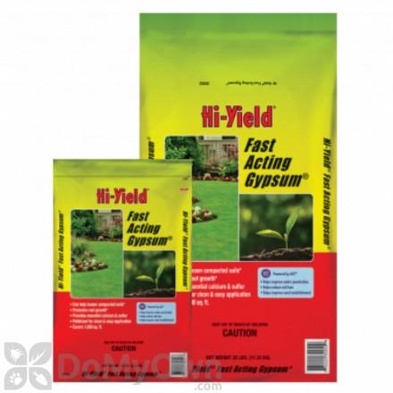 Hi - Yield Fast Acting Gypsum