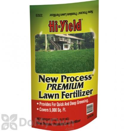 Hi-Yield New Process Premium Lawn Fertilizer 15-5-10