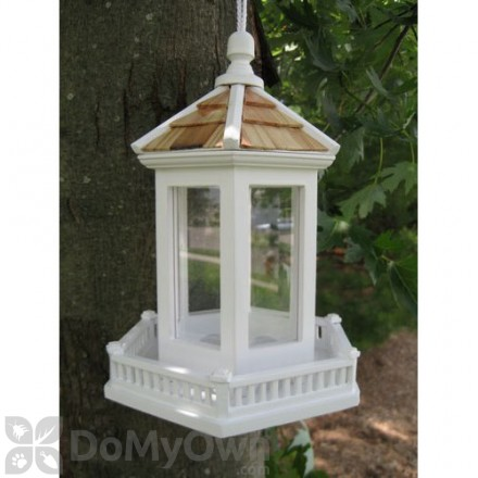 Home Bazaar Gazebo Bird Feeder 2 lb. (HB9006)