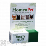 HomeoPet Feline Anxiety Relief Supplement