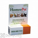HomeoPet Skin and Itch Relief Pet Supplement