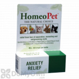 HomeoPet Anxiety Relief Pet Supplement