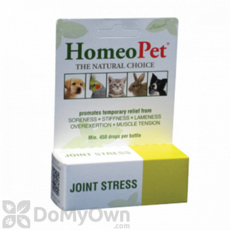 HomeoPet Joint Stress Pet Supplement