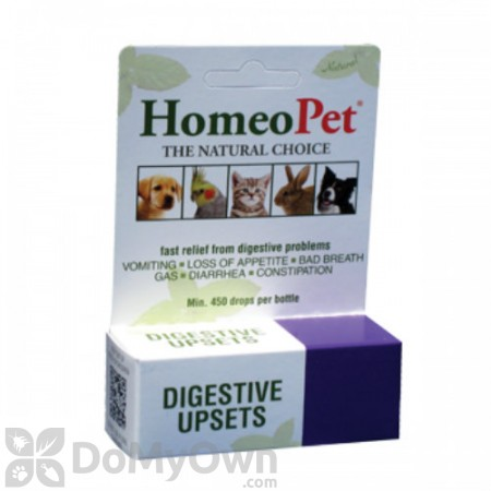 HomeoPet Digestive Upsets Pet Supplement