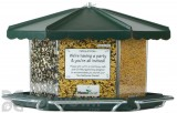 Homestead Triple Bin Party Bird Feeder 11.5 lbs. (3500)