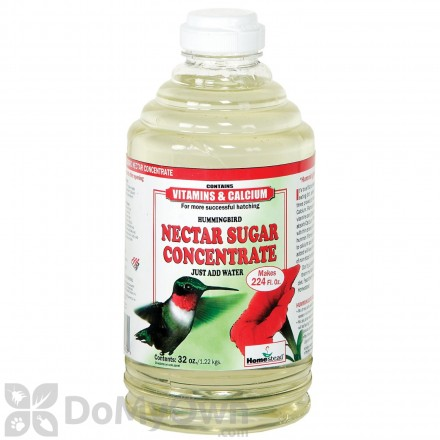 Homestead Clear Hummingbird Nectar Sugar Concentrate 32 oz. (4372)