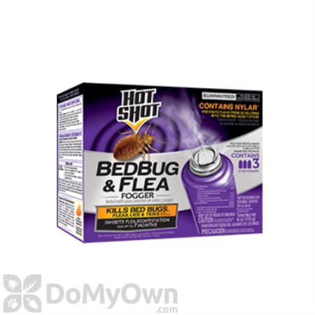 Hot Shot Bedbug and Flea Fogger