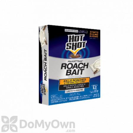 Hot Shot Maxattrax Roach Bait