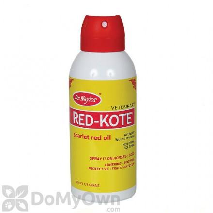 Dr. Naylor Red-Kote Antiseptic Aerosol
