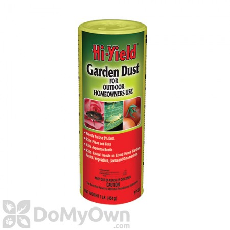 Hi-Yield Garden Dust