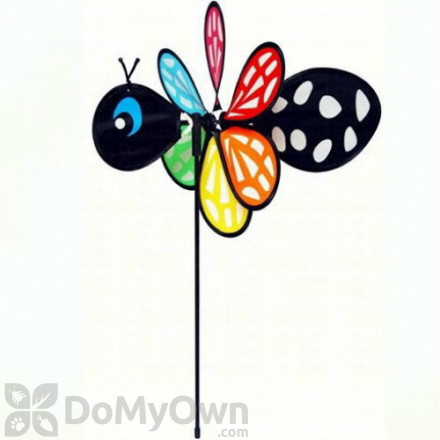 In The Breeze Butterfly Baby Spinner Ground Decor (ITB2800)