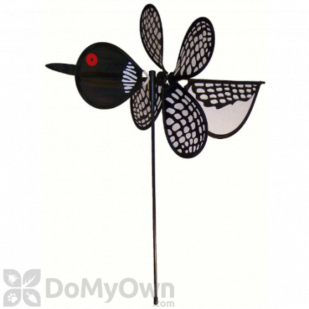 In the Breeze Loon Baby Spinner Ground Decor (ITB2810)