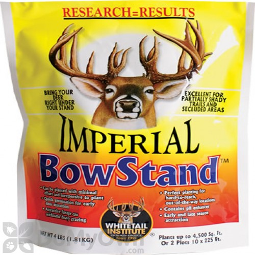 Pest Control In Bow Mail: Imperial Whitetail BowStand