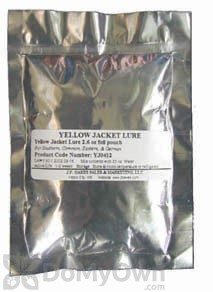 JF Oakes Advantage Yellow Jacket Banquet Attractant - Southern, Eastern, Common & German