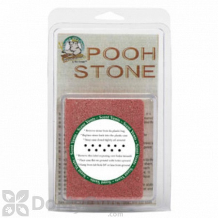 Bare Ground Just Scentsational Pooh Stone Outdoor Dog Trainer