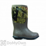 Bogs Kids Range Boots - Youth size 4 - Mossy Oak Country
