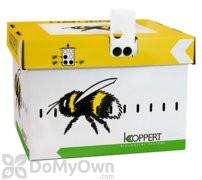 Koppert Natupol Class C Bumblebee Hive For Less Than 5000 Sq Ft.