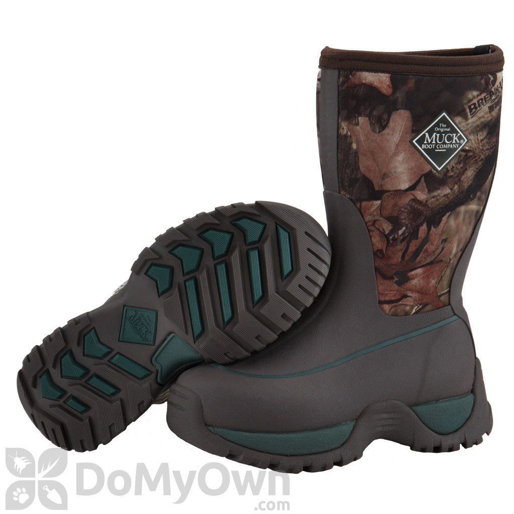 5422702c031 Muck Boots Kids Rugged Mossy Oak Infinity Boot