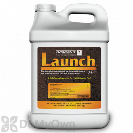 Launch Nutrient Supplement for Turf and Ornamental 0 - 0 - 1