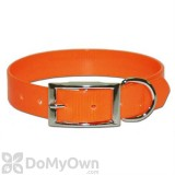 Leather Brothers Regular SunGlo Collar 1 in. x 17 in. - Orange